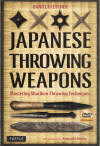 Japanese Throwing Weapons by Daniel Fletcher
