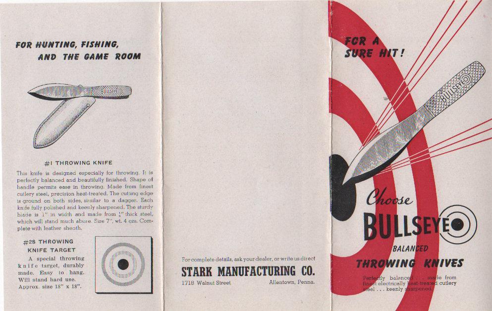 How To Throw Knives  Bullseye%20Knives