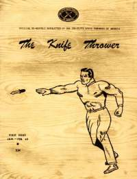 The Knife Thrower Jan/Feb
