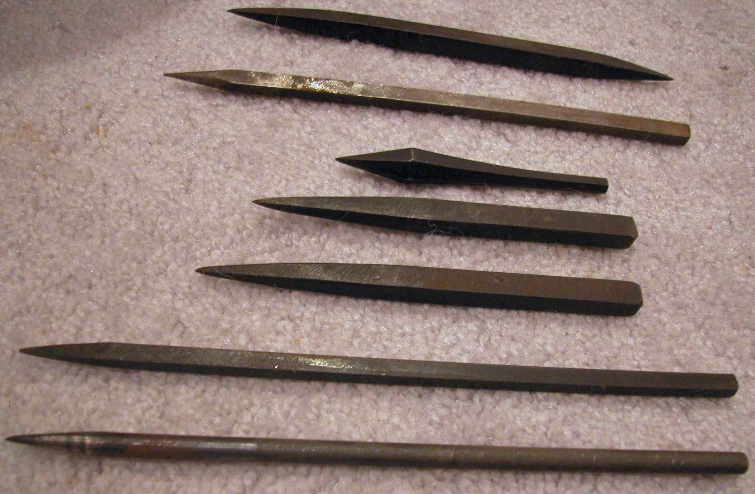 Various Shuriken