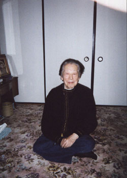 Current Photo of Yumio Nawa taken November 2004