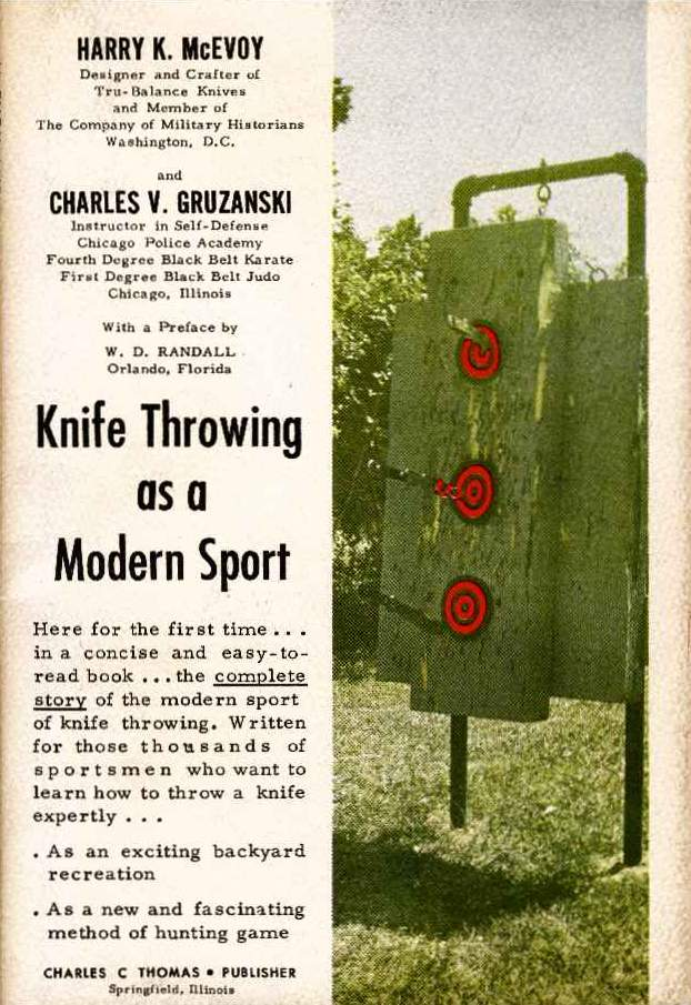 Knife Throwing as a Modern Sport