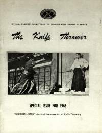 The Knife Thrower Special Issue